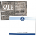business stationery - thank you cards, note cards, postcards, mailing labels, magnets