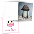 general greeting cards, thank you cards, and personalized notecards