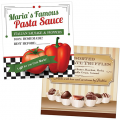 A selection of personalized kitchen labels