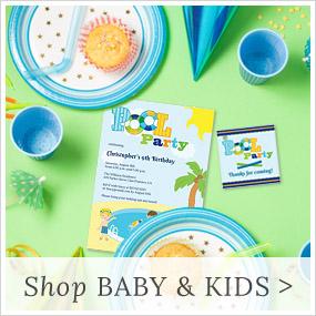 Shop baby & kids special occasions at Lemon Leaf Prints