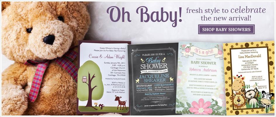 Shop baby showers at Lemon Leaf Prints