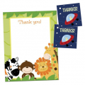 Baby and kids special occasions thank you cards, tags, stickers