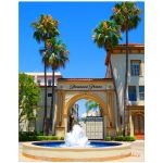 Original Entrance To Paramount Pictures Studio 11x14 Premium Art Print
