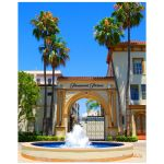 Original Entrance To Paramount Pictures Studio 8x10 Premium Art Print