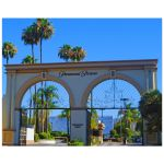 Melrose Avenue Entrance To Paramount Pictures Studio 8x10 Premium Art Print