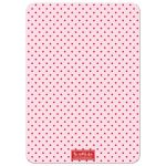 Red Polka Dots Hey Valentine! Photo Valentine's Day Card back