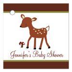 Woodland Deer Gift Tag