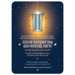 Party Invitation - Summer Nights BBQ Bug Zapper