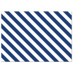 Baby Shower Invitation - Nautical Stripes Sandy Lighthouse