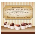 Kitchen Label - Chocolate Decadence Truffles