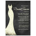 Yellow Chalk Wedding Dress