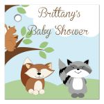 Enchanted Forest Woodland Gift Tag