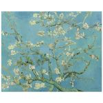 8x10 Wall Art Reproduction Featuring Van Gogh's Almond Blossoms