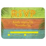 sandy toes salty kisses RSVP