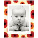 Poppy Love Personalized Photo Art Print