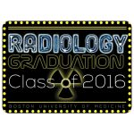Radiology Tech Graduation Invitation