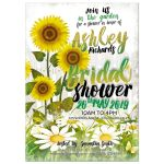 Sunflowers & Daisies Garden Bridal Shower