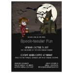 Haunted House Halloween Party Invitation