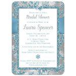 Best winter wonderland bridal shower, couples shower, wedding shower, or engagement party invites