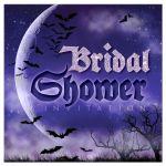Super Moon Halloween Gothic Bridal Shower