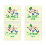 Green Team Social Media Scavenger Hunt Bar Mitzvah Sticker