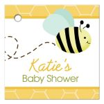 Bumble Bee Gift Tag