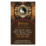 Vesta Fire - Holistic New Age Business Cards