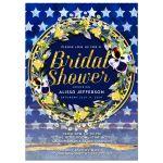 Stars & Stripes Floral Bridal Shower