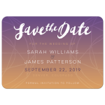 Geometry Save the Date Card