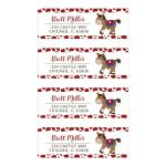 Western Horse Custom Address Labels / Mailing Labels