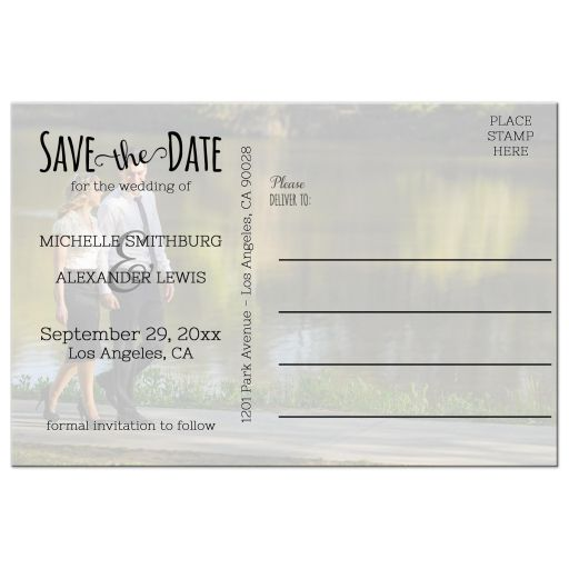 chalkboard save the date back