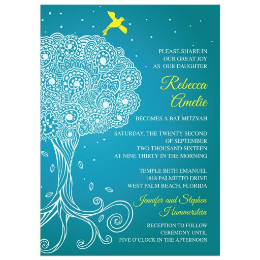 Bar mitzvah and bat mitzvah invitation wording ideas bar mitzvah or bat mitzvah invitation wording basics m4hsunfo