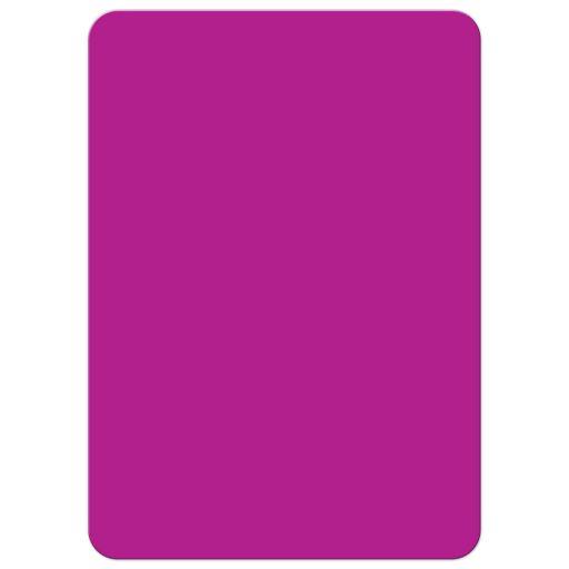 Modern Typography Purple Bat Mitzvah invitation