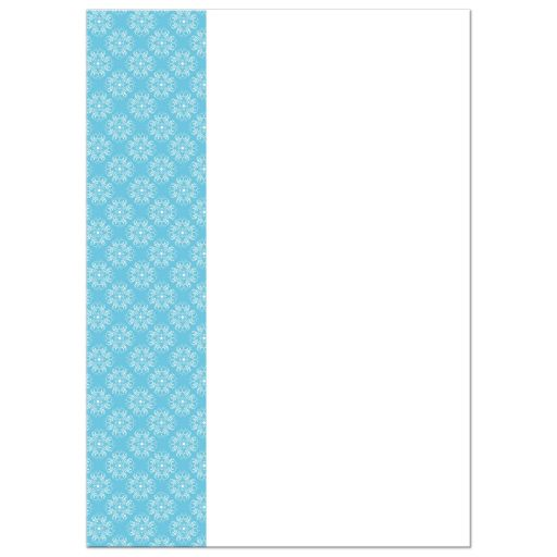Modern blue, black, white and grey damask pattern baby shower invitations for a boy with silhouette of a pregnant woman in high heels, sipping tea from a tea cup.