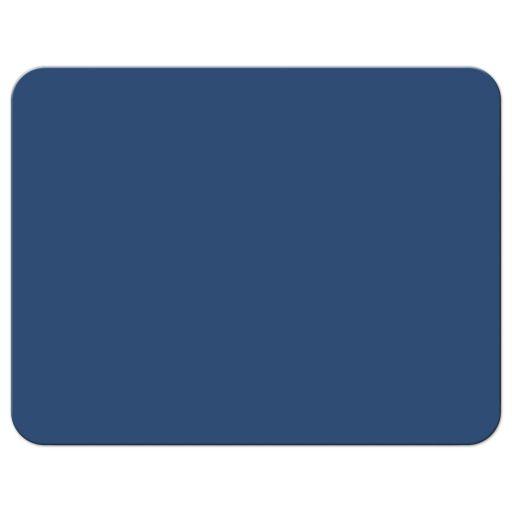 Dark blue back of robot stationery notecards for kids.