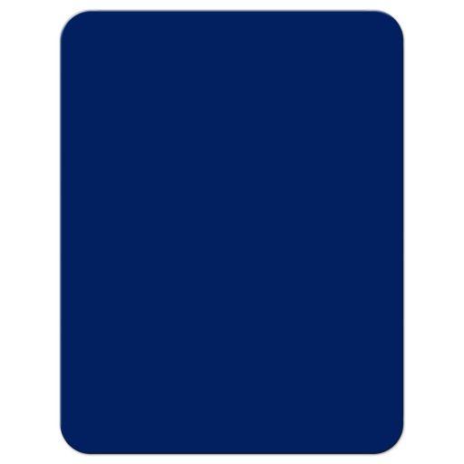 Modern soccer bar mitzvah RSVP card
