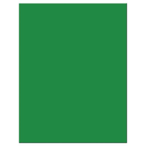 Green back of soccer bar mitzvah enclosure cards