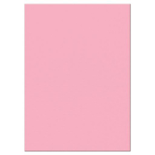 Elegant mint green and pink floral Bat Mitzvah reception card back