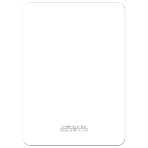 Artistically Invited - LOGO A7 portrait Lemon Leaf Prints