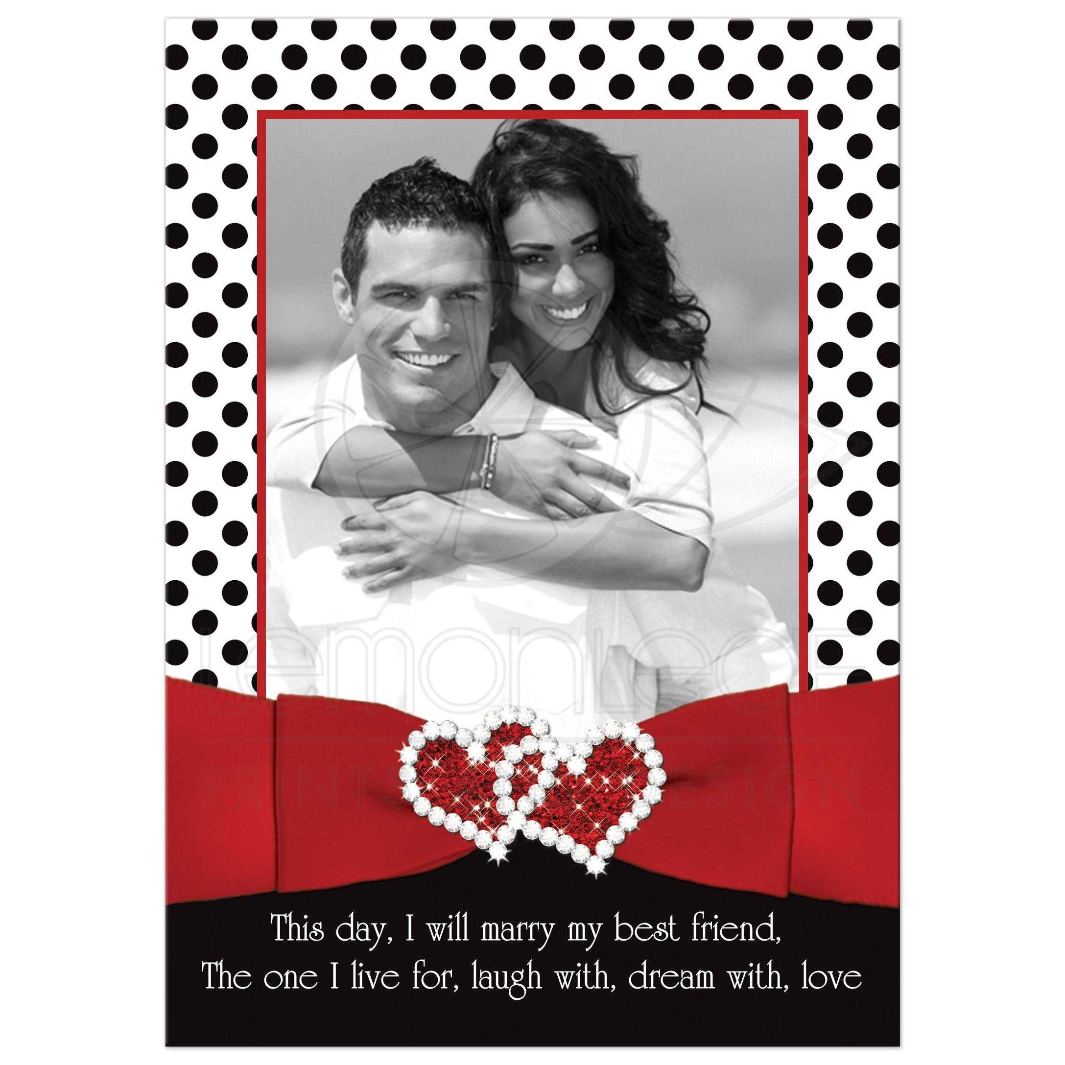 Fancy Dream Day Wedding Invitations Ensign - Invitations and ...