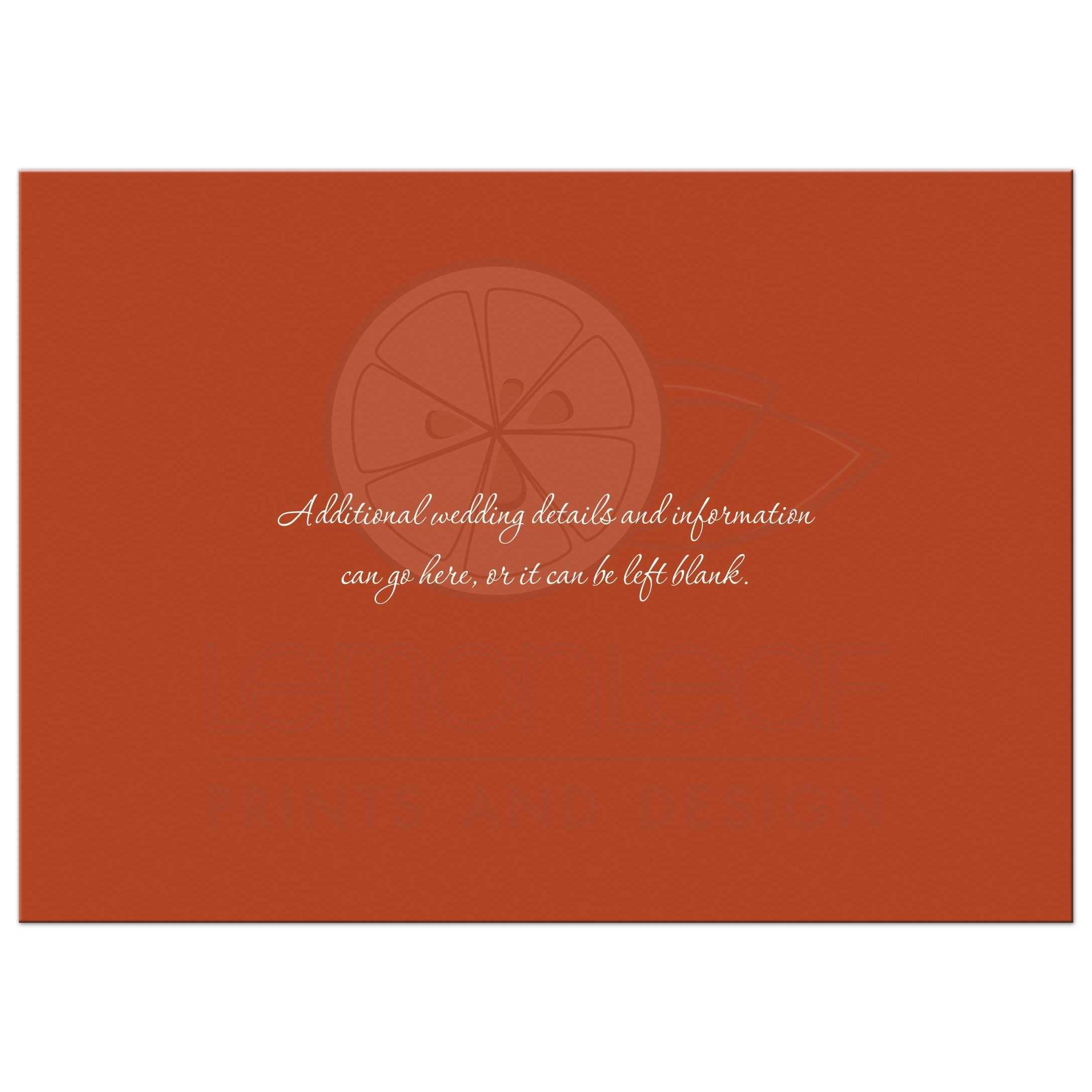 Destination Wedding Invitation | Sail Away With Us! | Sailboat | Sunset