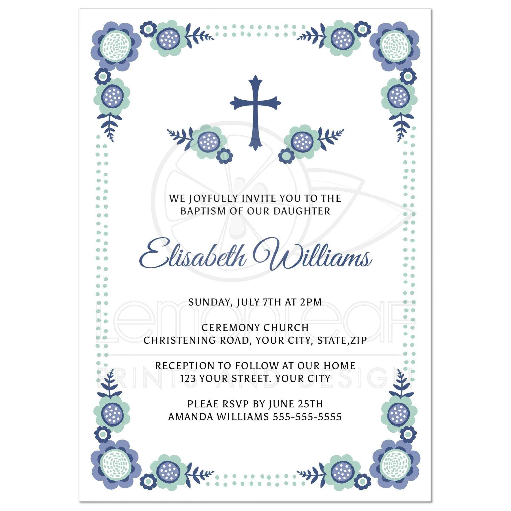 invitation for