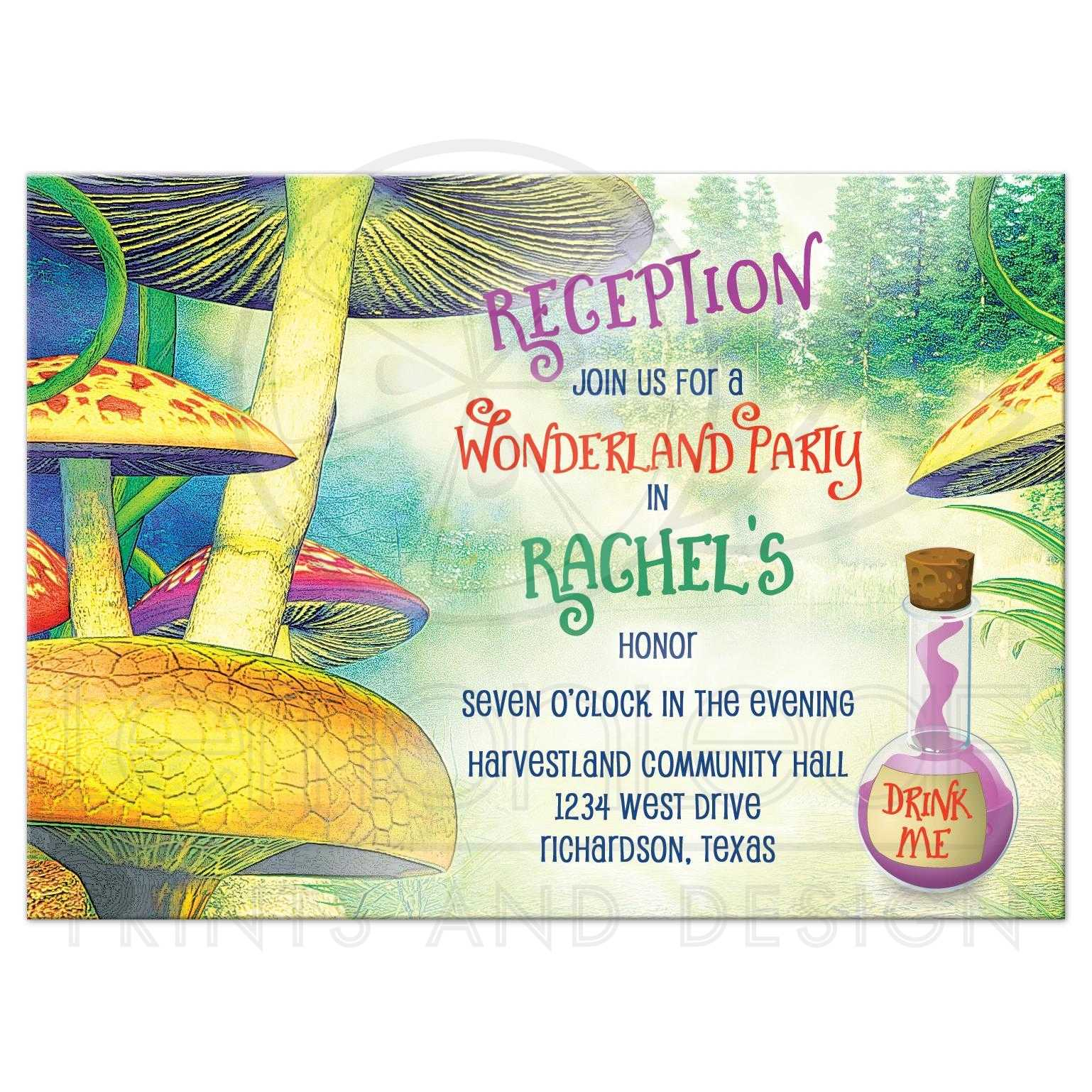 Sle Bar Mitzvah Party Invitations - Life Style By Modernstork.com