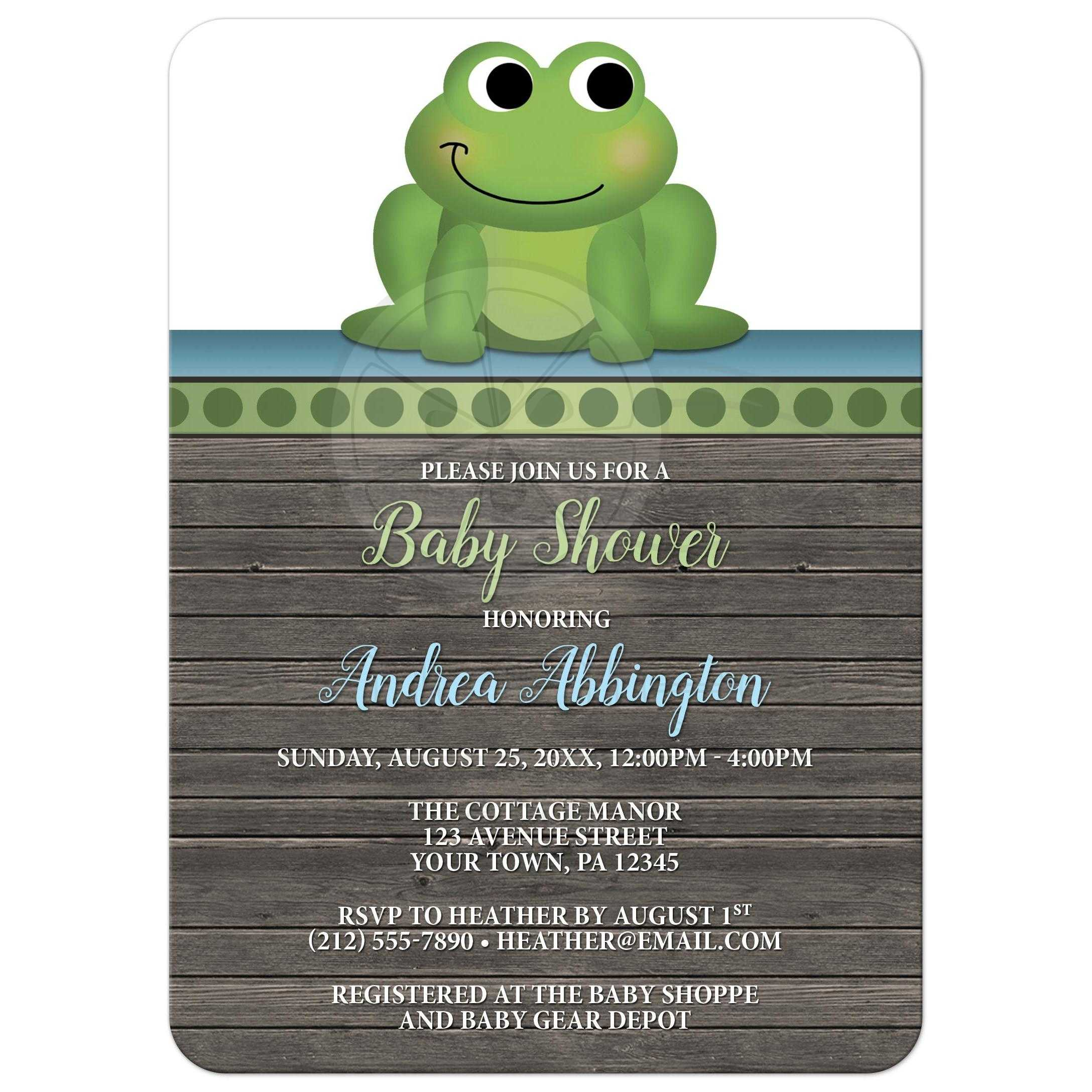 rustic baby shower invitations orionjurinform com