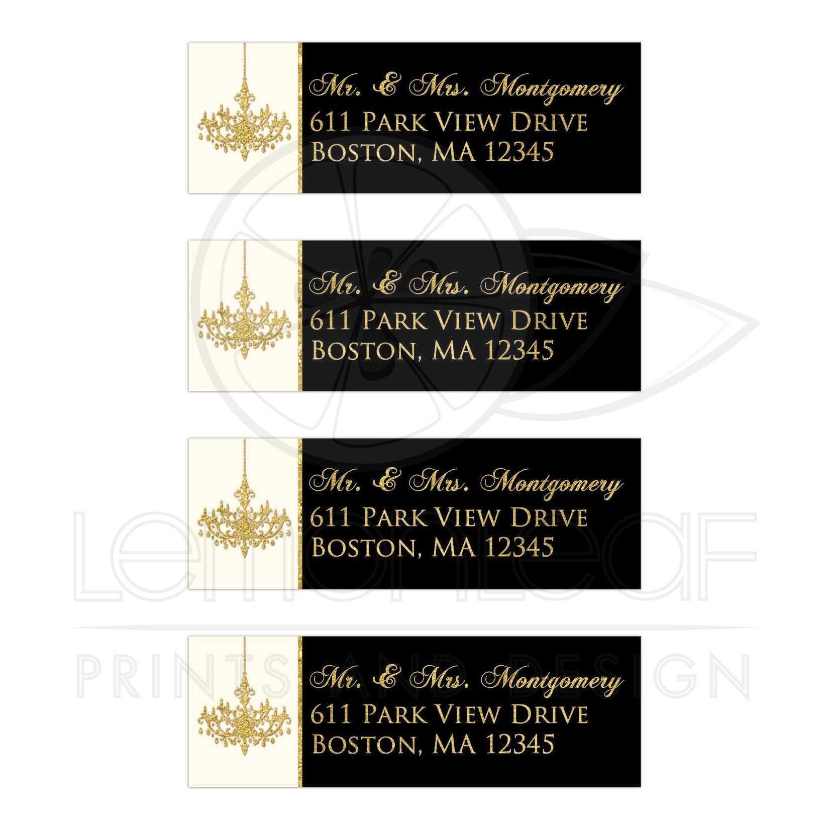 Formal invitation return address image collections for Return address on wedding invitations sample