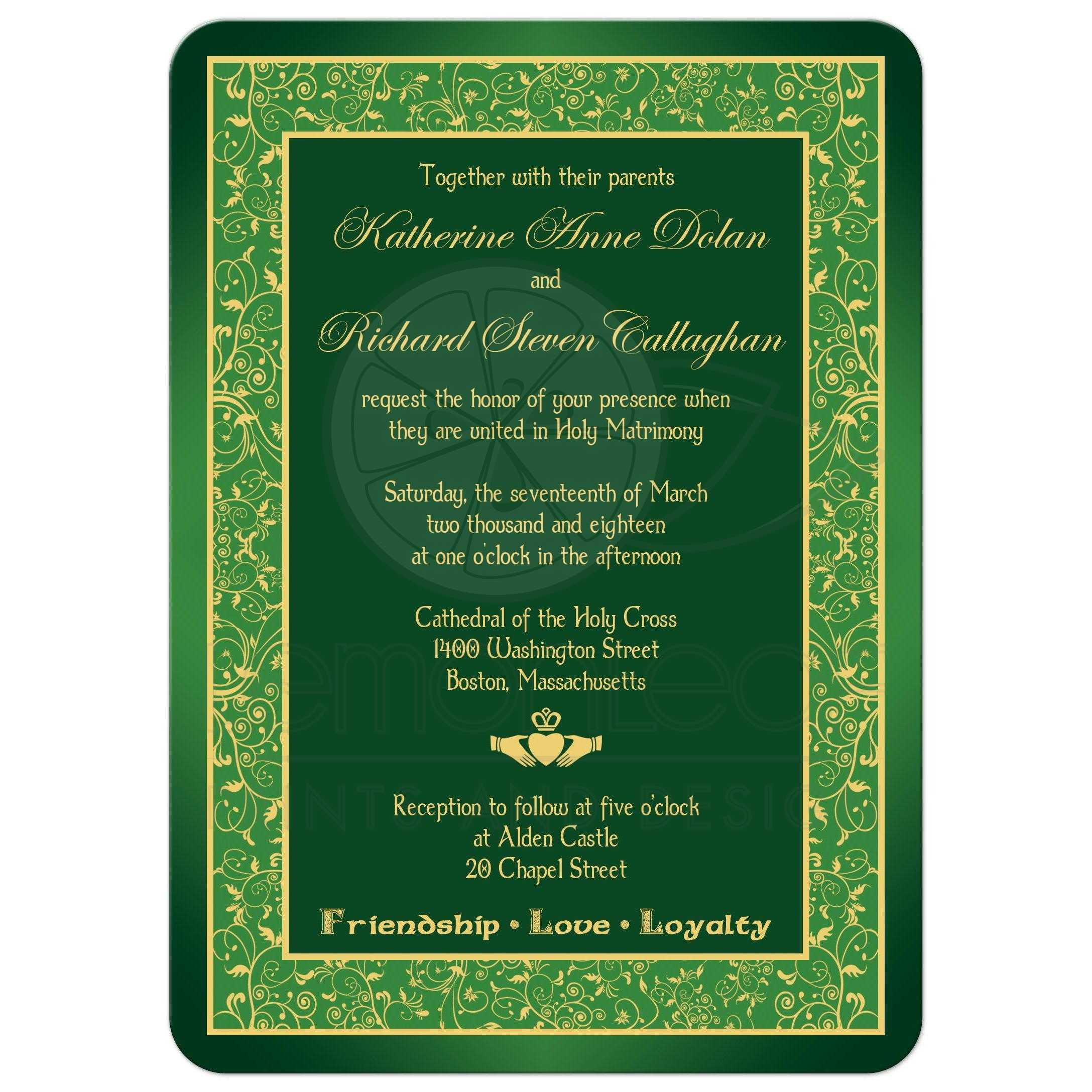 Gift certificate border templates 6 certificate of origin gift certificate border templates celtic wedding invitat yadclub Images