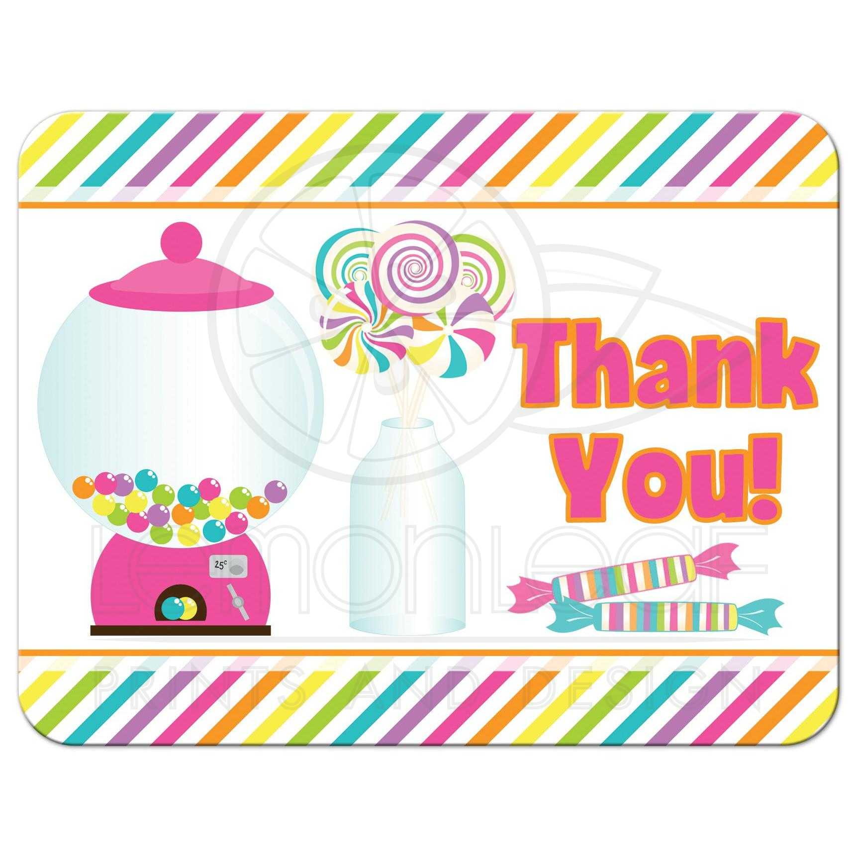 White Kitchen Canisters Candyland Thank You Note For Bat Mitzvah Brightly