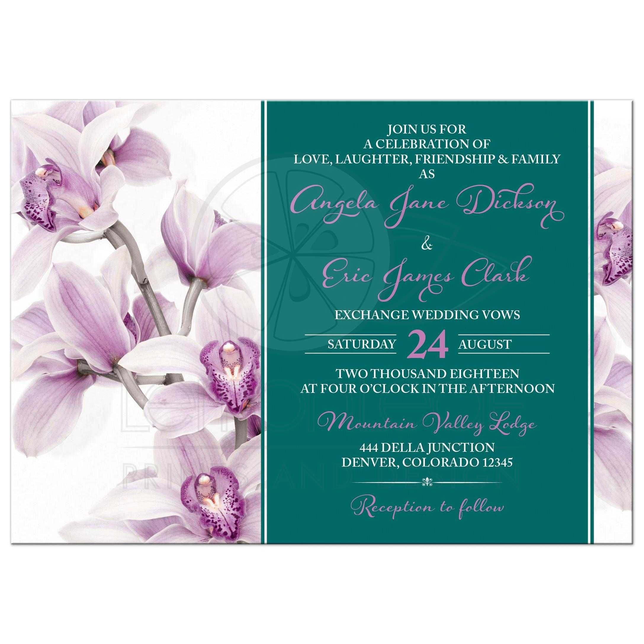 65+ [ Hd Wallpapers Blue Orchid Wedding Invitations Blue ...