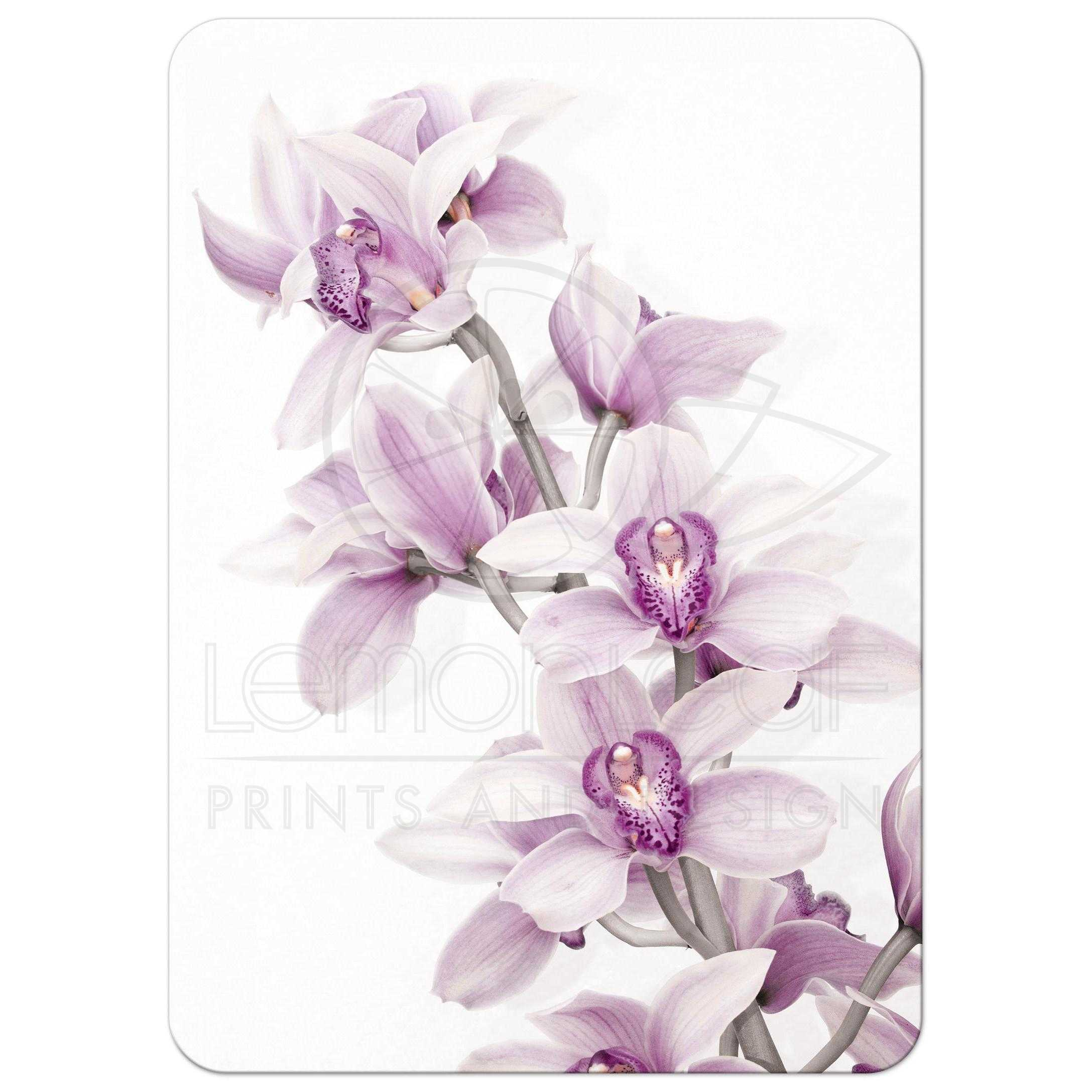 Elegant Orchid Wedding Bouquet