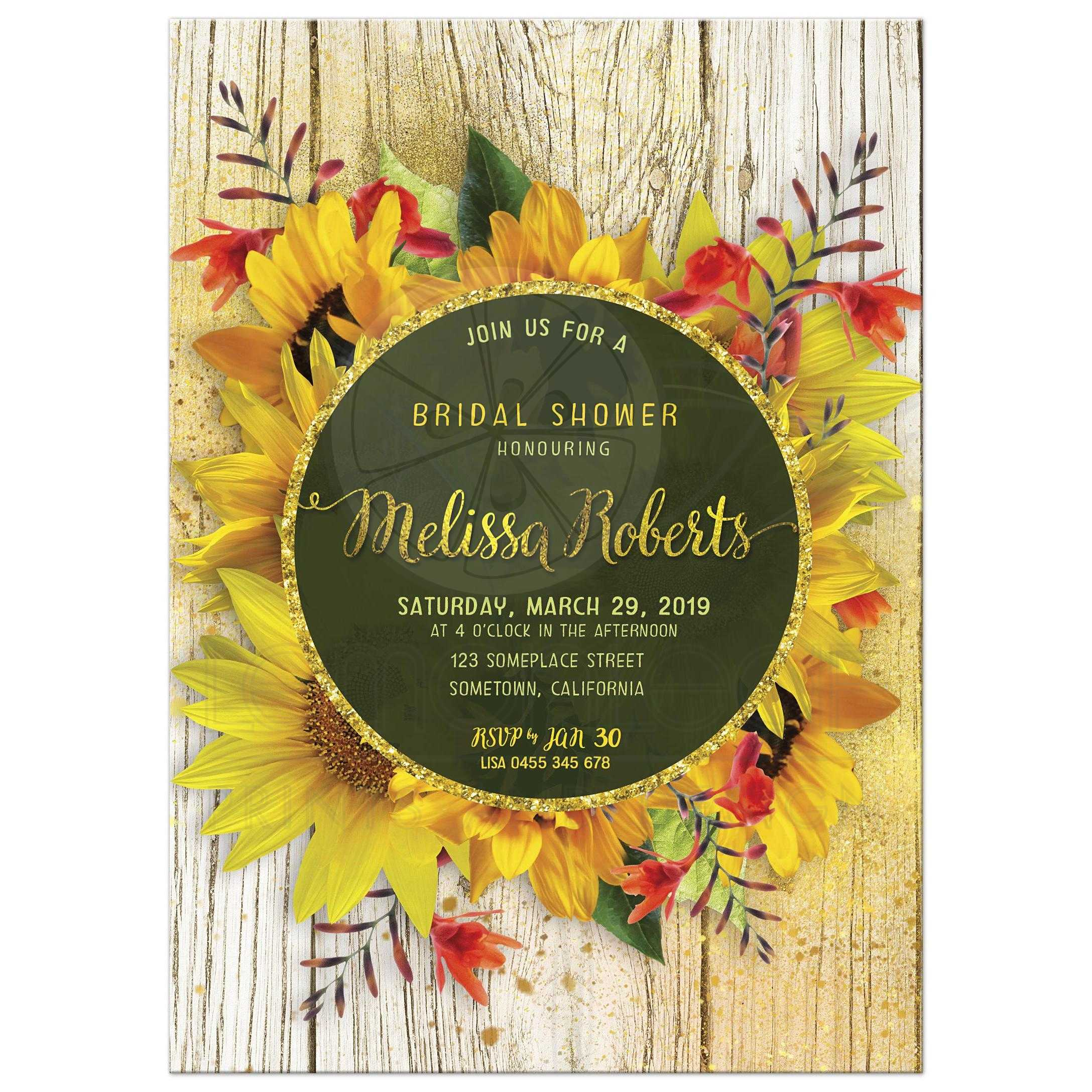 rustic bridal shower invitation purple wood lace baby shower